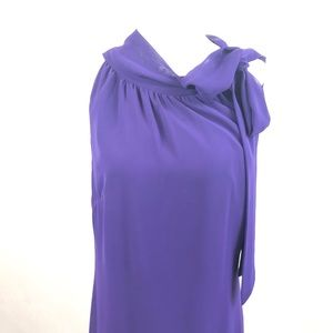 Eliza J Purple Cocktail Dress Size 6